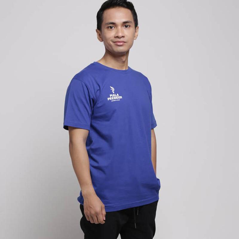 IESPL Piala Presiden Official Merchandise Short Sleeves T Shirt Pria