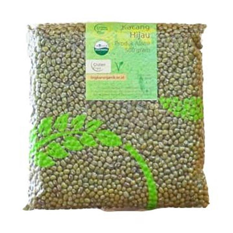 Lingkar Organik Kacang Hijau Organik 500 g