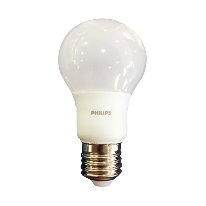 Jual PHILIPS Bohlam Lampu LED - Kuning [6 Watt] Terbaru - Harga Promo Juli 2019 | Blibli.com