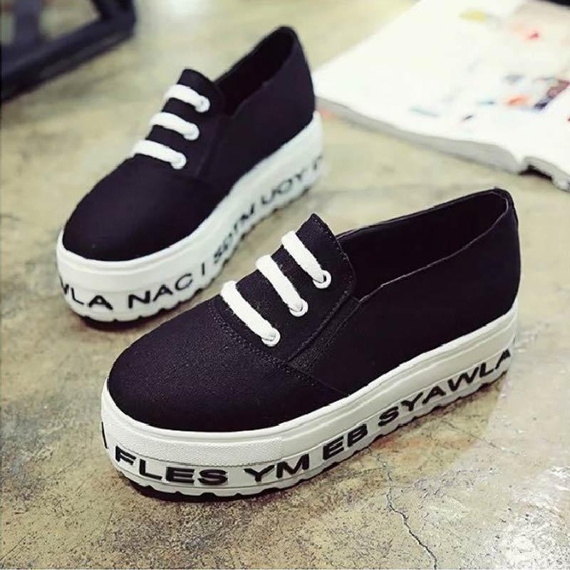 IMPORT CPS 12 Sneakers Wedges Wanita