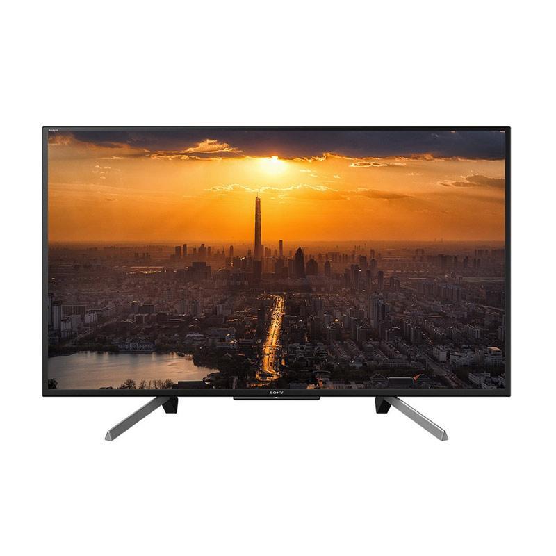 #GARANSIRESMI SONY KDL-50W660G Smart TV LED - Black [Original/50 Inch/ Full HD/ HDR]