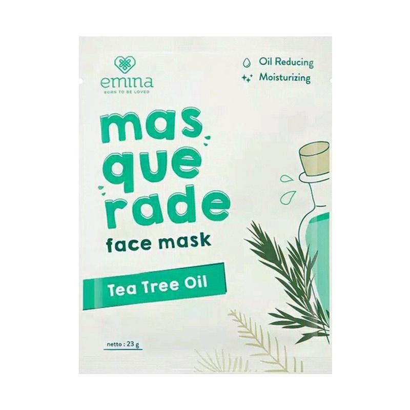 Emina Masquerade Tea Tree Sheet Mask