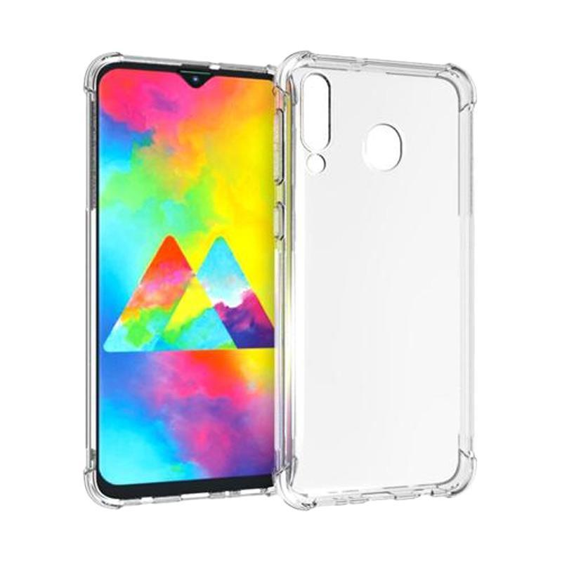 Jual Anticrack TPU Casing for Samsung Galaxy M30 Terbaru - Harga Promo Agustus 2019   Blibli.com