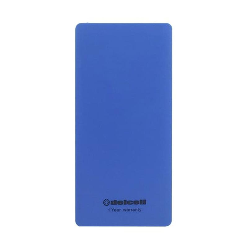 Delcell Eco Powerbank - Blue [10000 mAh]