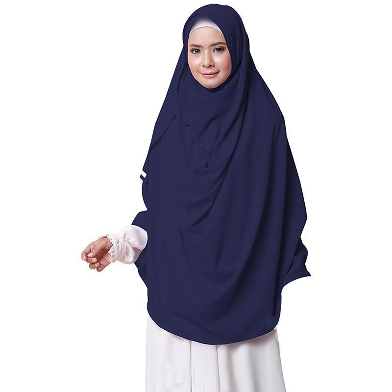 Jual Salvina Haura Jumbo Hijab Pashmina Instan Online November 2020 Blibli Com