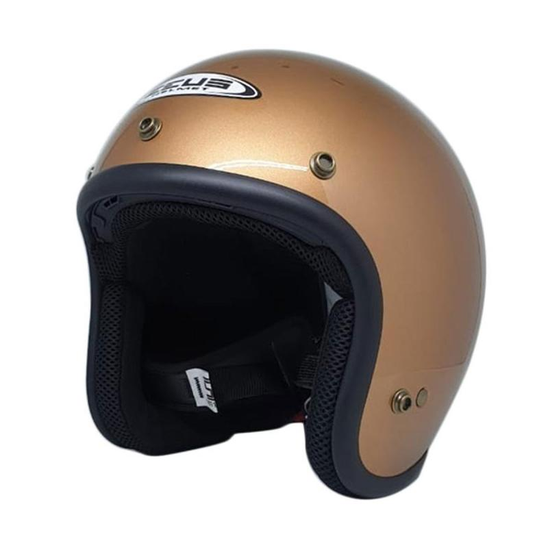 Helm Zeus tanpa kaca cocok sebagai helm anak muda