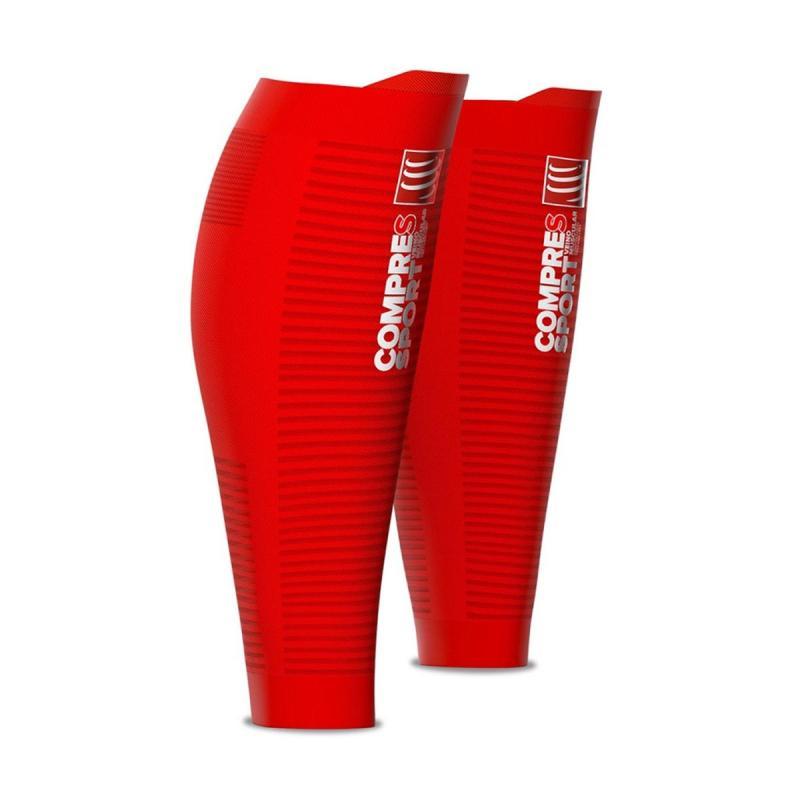 Compressport IRONMAN Thin Headband On//Off Unisex One Size Red Triathlon