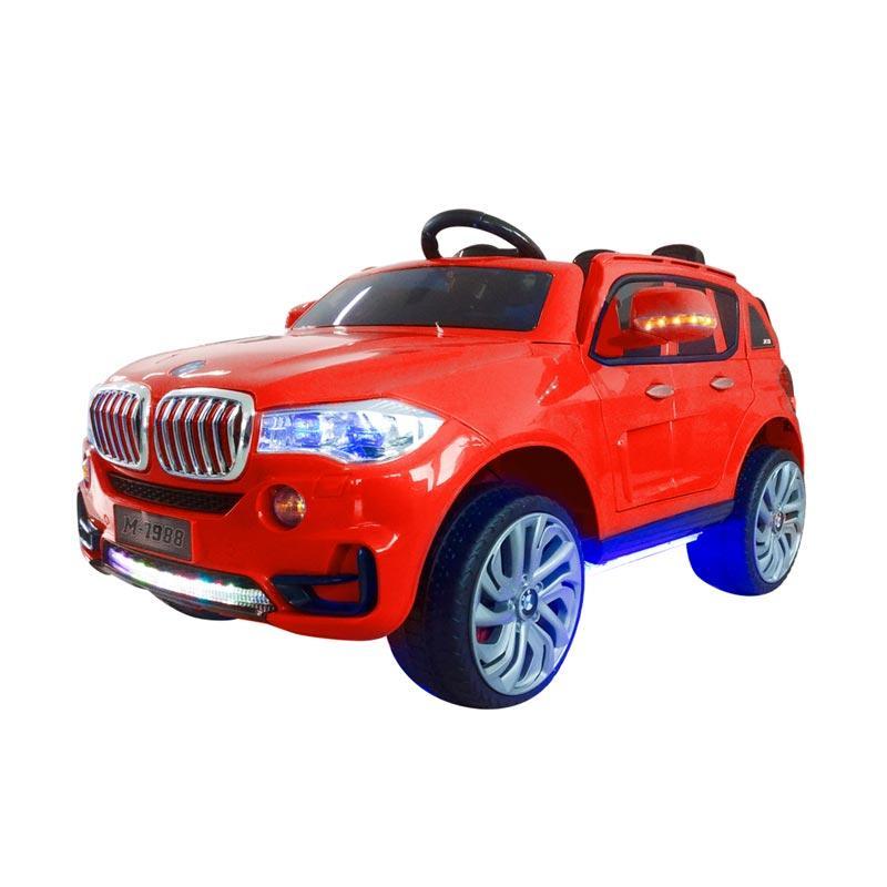 Mainan Anak Mobil Aki Ride On Bmw X5 M 7988 Mainan Ride On Anak Bisa Musik Dan Suara M7988 Ocean Toy Terbaru Agustus 2021 Harga Murah Kualitas Terjamin Blibli
