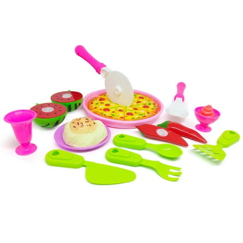 Jual Mainan Anak Pizza Play Set Masak Masakan Pizza Set Oct1907 Online November 2020 Blibli Com