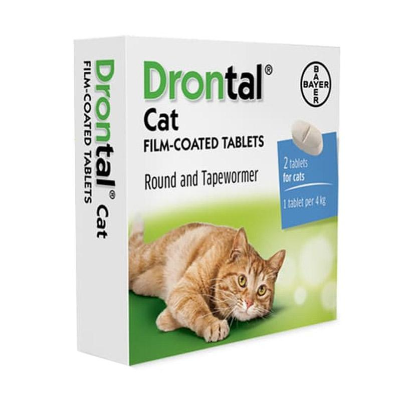 Drontal Plus Cat