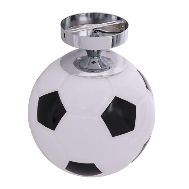 Jual Boys Bedroom Flush Mount Football Soccer Ceiling Lamp Ceiling Light Fixtures Online November 2020 Blibli Com