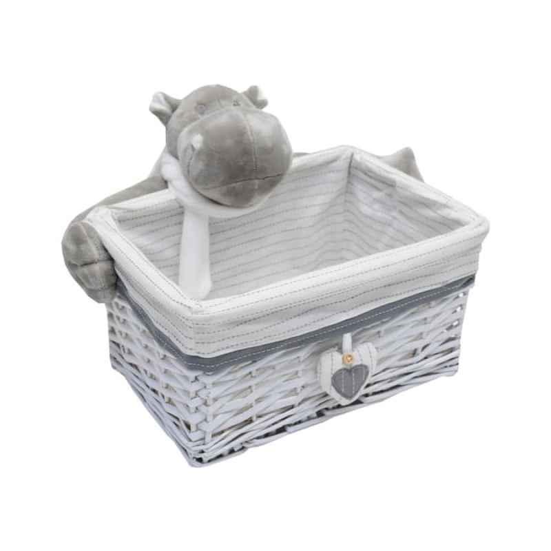 Jual Informa Keranjang Penyimpanan Storage Basket Hippo 31x23x16cm Online Desember 2020 Blibli