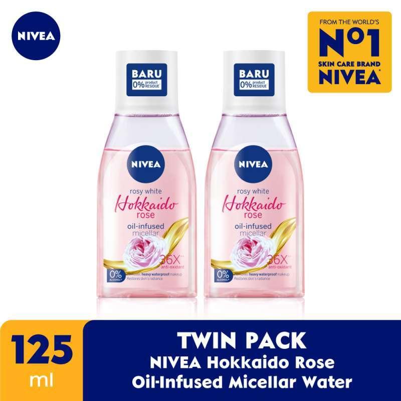 Nivea Hokkaido Rose Oil Infused Micellar Water