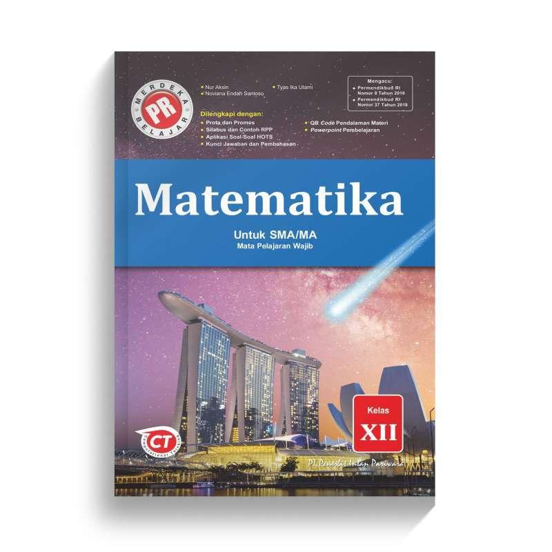 Jual Buku Pr Matematika Mapel Wajib Sma Ma Kelas 12 Lks Intan Pariwara 2020 2021 Online November 2020 Blibli Com