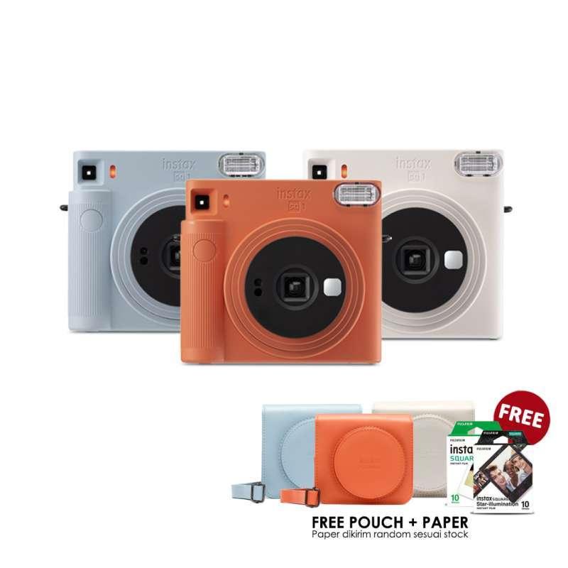 INSTAXSHOP Fujifilm Instax Square SQ 1 PACKAGE Instant Camera