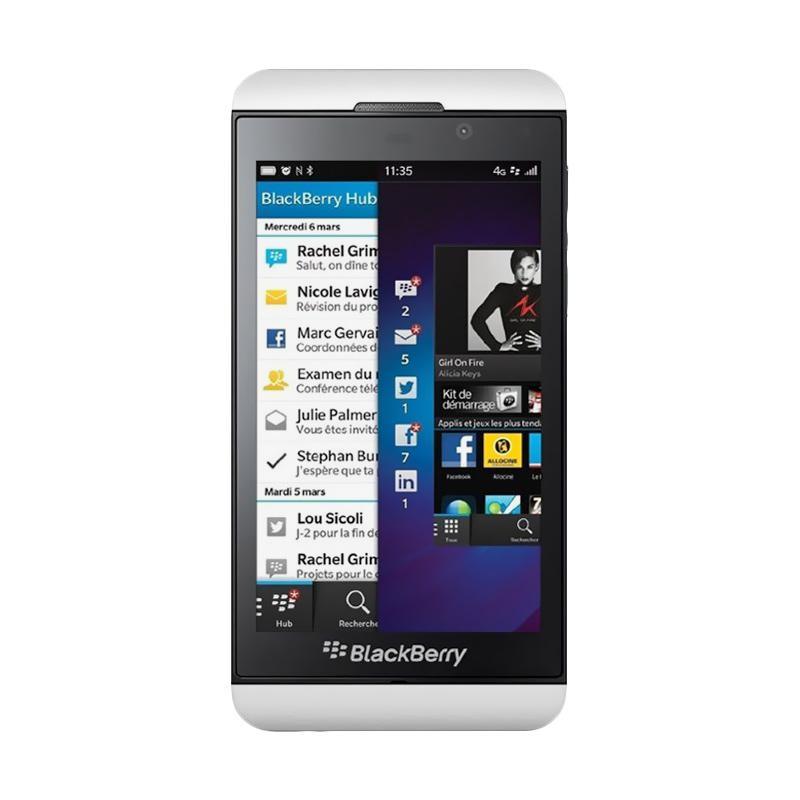 harga Blackberry Z10 Smartphone - Putih Blibli.com