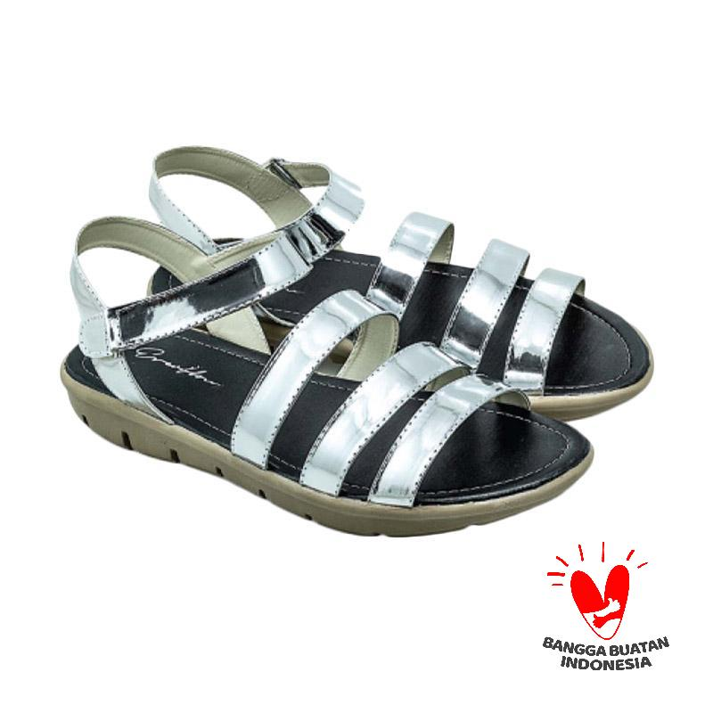 Everflow VDG 04 Sandal Flats Wanita