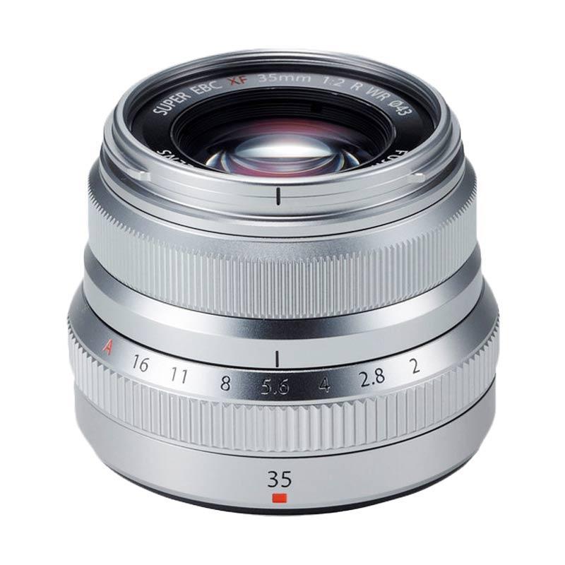 Fuji Lens XF 35mm f/2 R WR