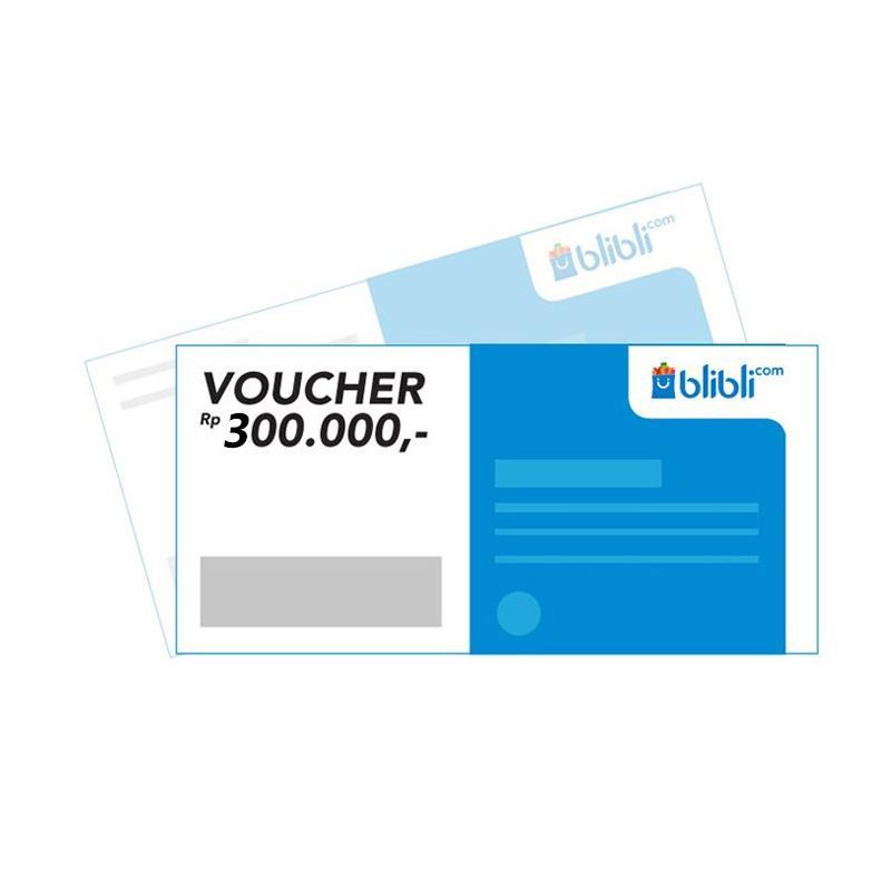 Blibli Gift Card Physic Voucher [Rp 300.000]