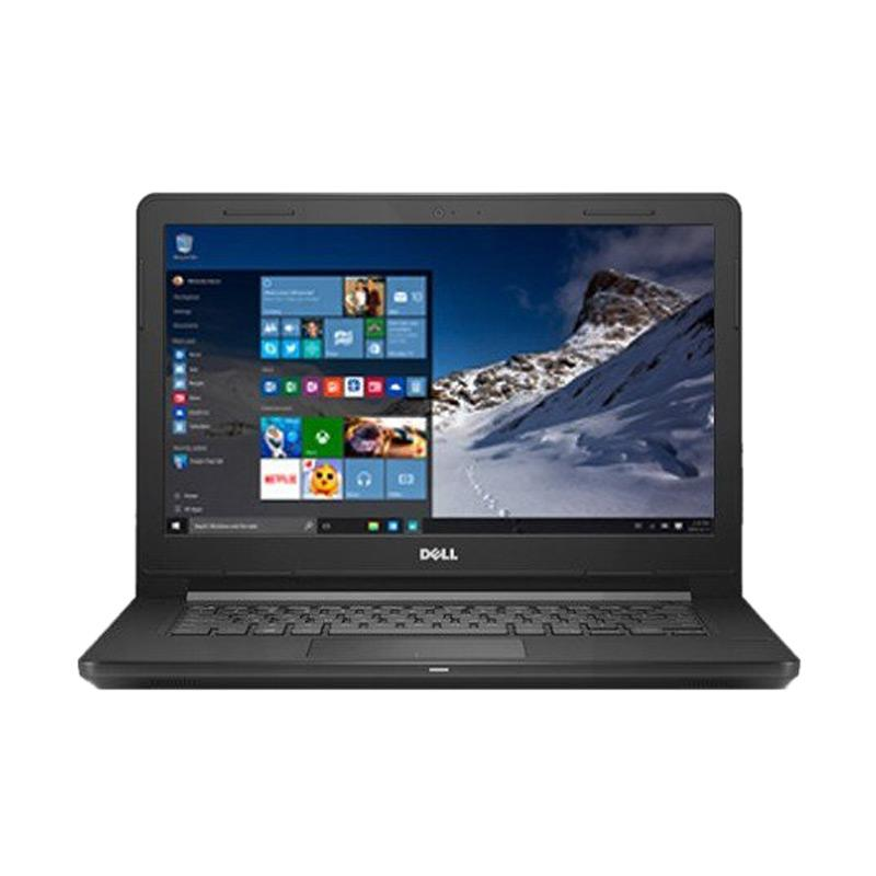 WEB_DELL VOSTRO 3468 Notebook - Black [i3-7100U/4 GB/1 TB/DVD-RW/14