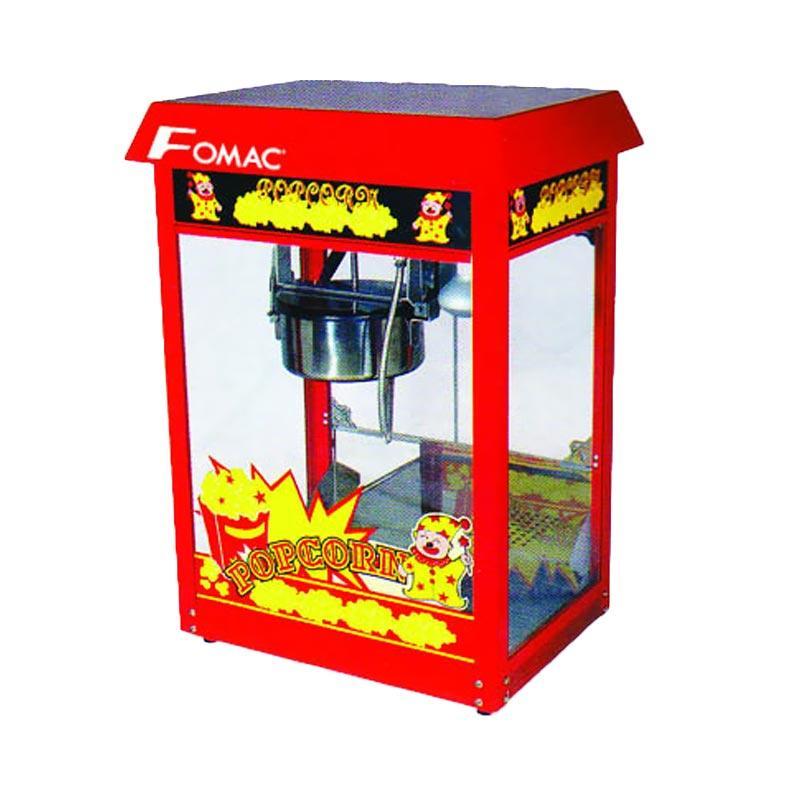 harga Fomac POC-POP6AR Mesin Pembuat Popcorn - Merah Blibli.com