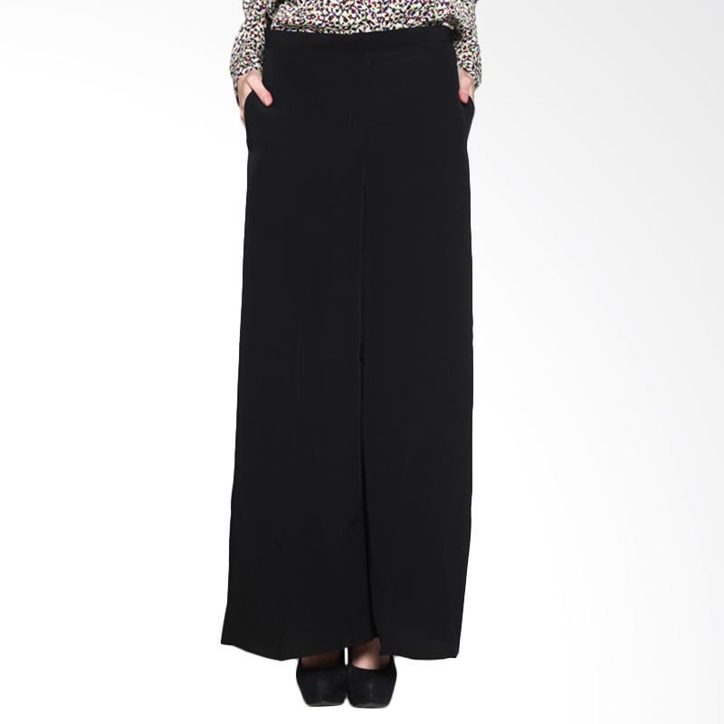 I.SHA Jasara Pants ILP#004.16 Celana Muslim - Black