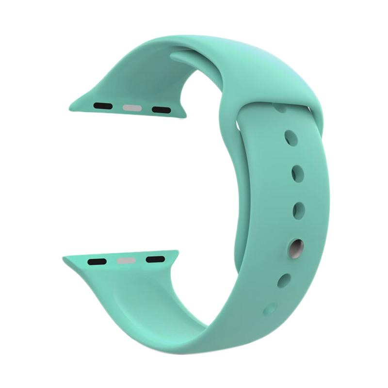 LOLLYPOP Strap Sports Band for Apple Watch 38mm - Green
