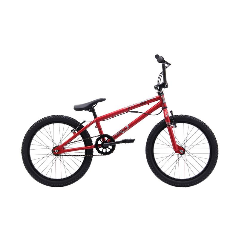 harga Polygon Rudge 2 BMX Freestyle Sepeda - Red Blibli.com
