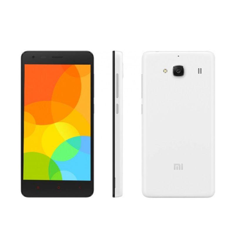 Sale Xiaomi Redmi 2 Smartphone – Putih [8 GB/1 GB]