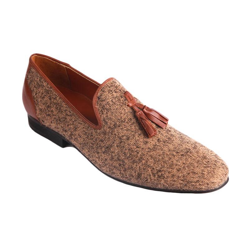 Ftale Footwear Vele Mens Shoes - Brown