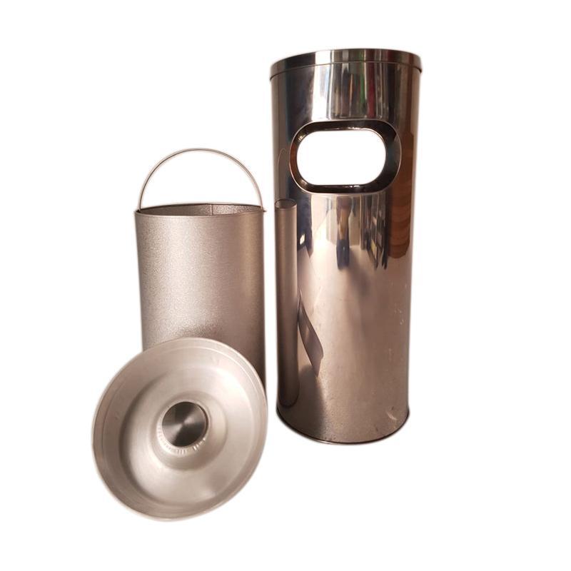 Alexander Aluminium DB02 Tong Sampah