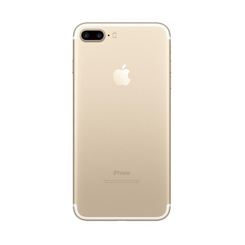 Apple iPhone 7 Plus 32 GB Smartphone - Gold - 9281892 , 15438848 , 337_15438848 , 10900000 , Apple-iPhone-7-Plus-32-GB-Smartphone-Gold-337_15438848 , blibli.com , Apple iPhone 7 Plus 32 GB Smartphone - Gold
