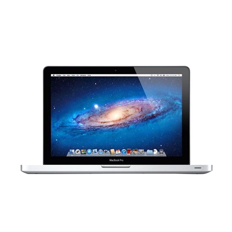 Apple MacBook Pro MD101ID-A Notebook [13.3 inch/ 500GB] Extra diskon 7% setiap hari Extra diskon 5% setiap hari Monday Maybank Citibank – lebih hemat 10%