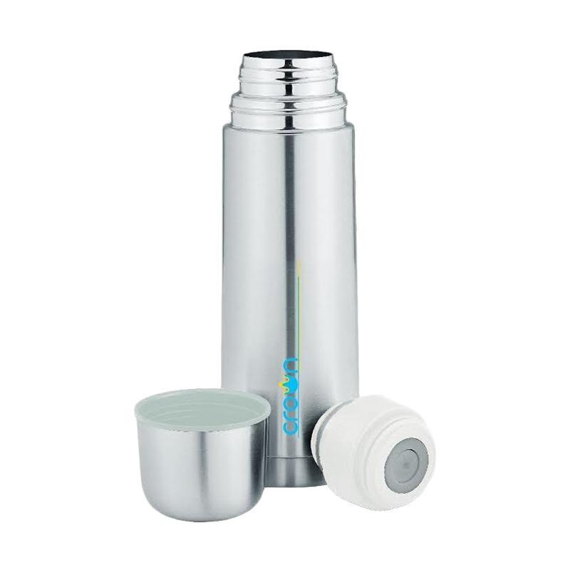 Crown Thermos Stainless Steel Botol Minum [350 mL]