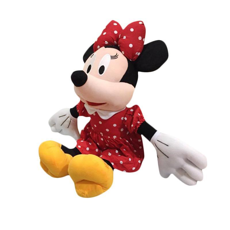 Jual Nicola Boneka Minnie Mouse Classic  55 cm  Online - Harga ... 0f9262eaf7