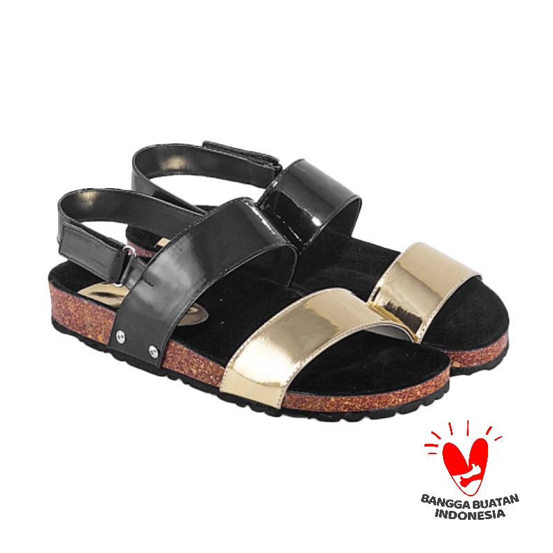 harga Everflow VDG 07 Sandal Flats Wanita Blibli.com