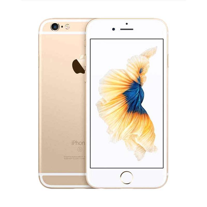 Apple iPhone 6 Plus 64 GB Smartphone - Gold