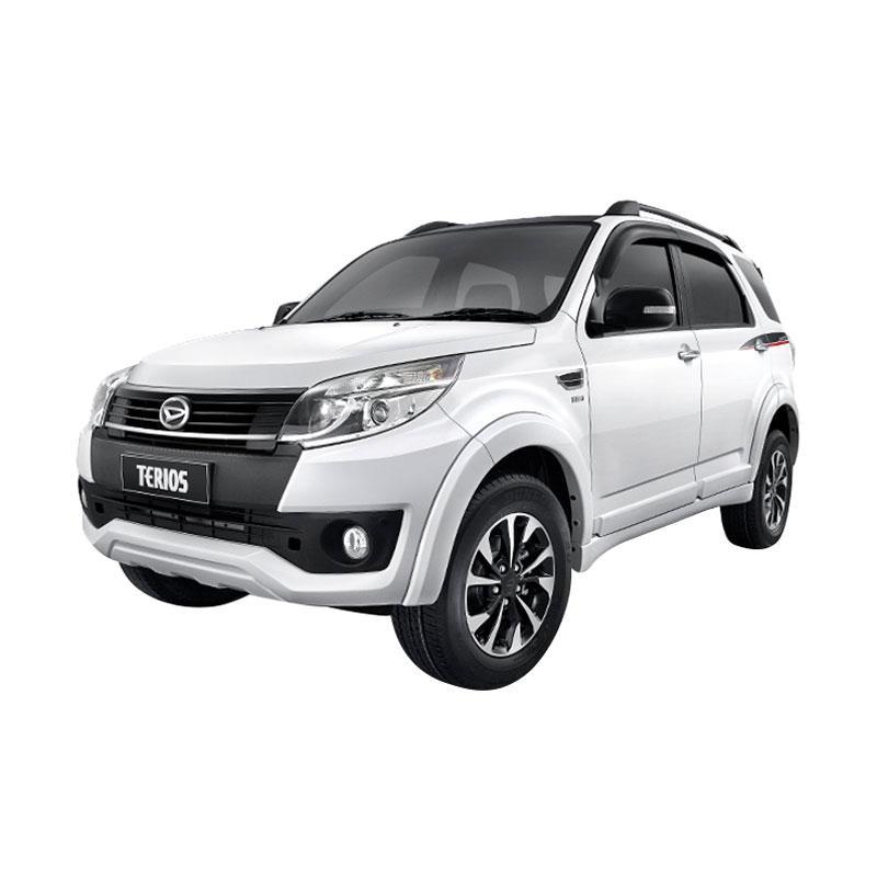 Daihatsu Terios X Mobil - Icy White