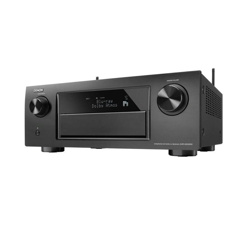 Denon AVR-X6200W Av Receiver Home Theater