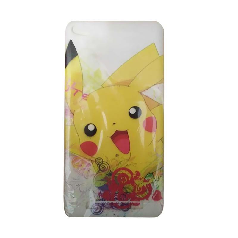 FDT TPU Pokemon 005 Casing for Xiaomi Redmi 3