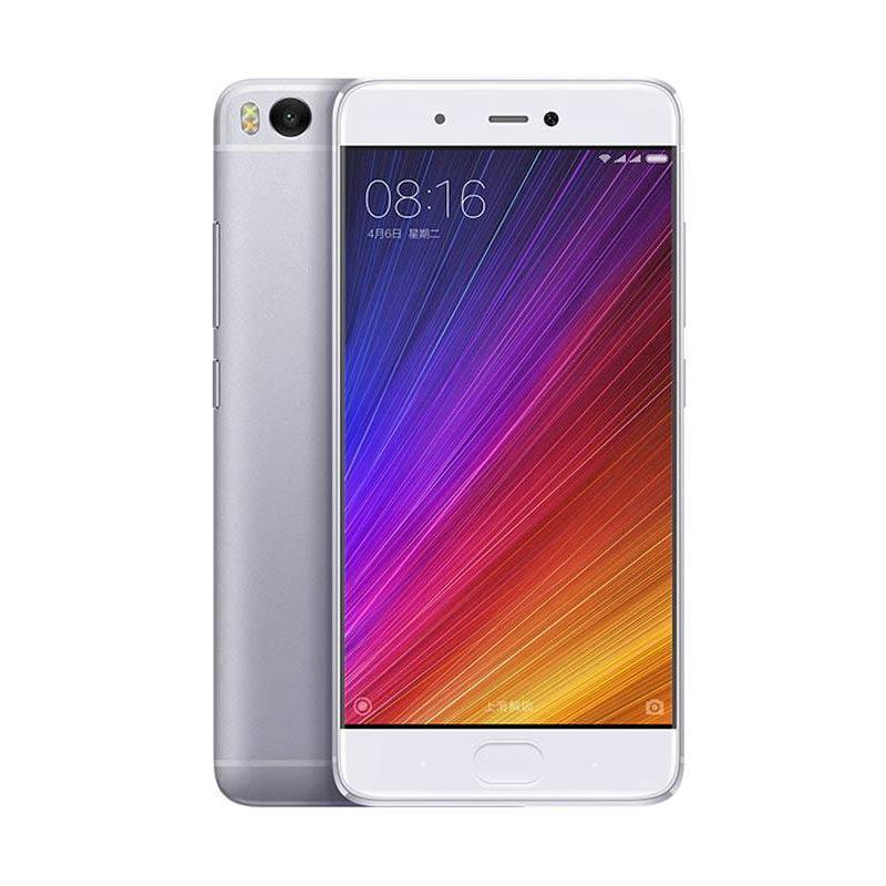 Xiaomi Mi 5S Smartphone - Silver [64 GB/3 GB]