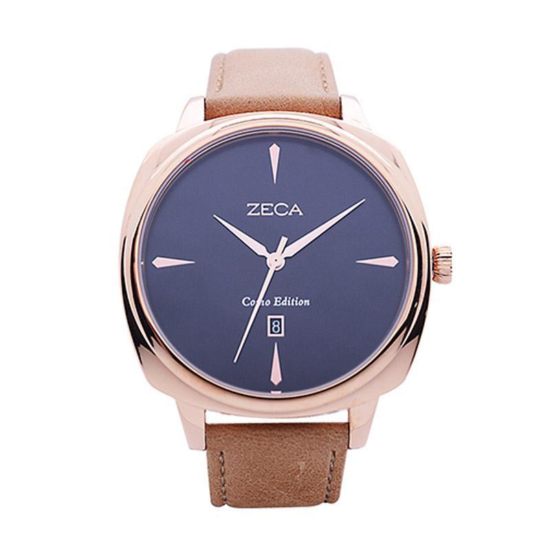 Zeca 336L.LBR.DRG2 Jam Tangan Wanita - Rose Gold