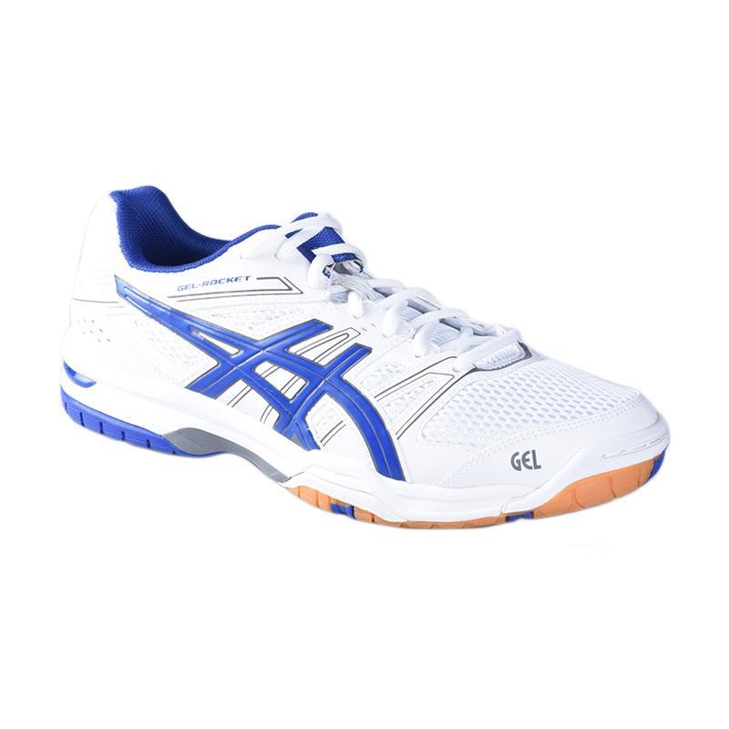 harga Asics Men Gel-Rocket 7 Sepatu Olahraga Pria [ASIB405N0143] Blibli.com