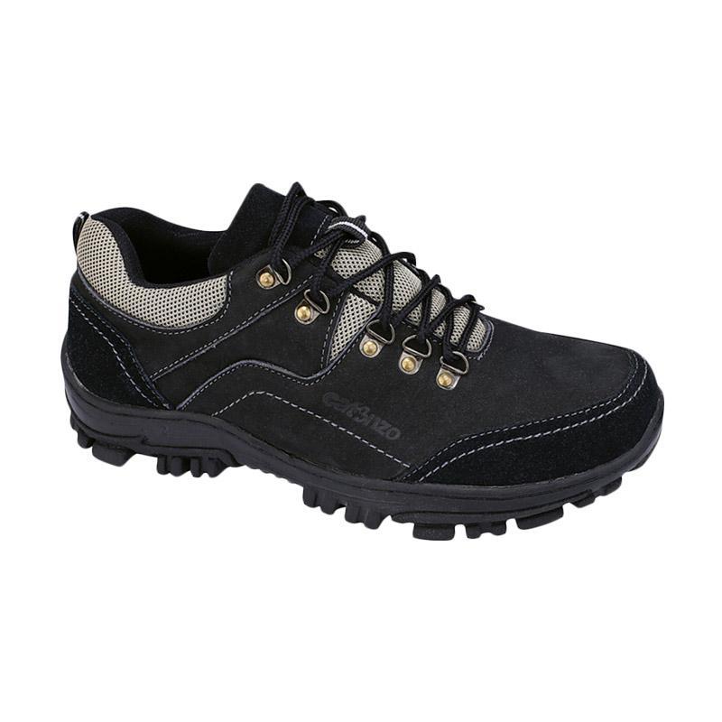 Catenzo RI 025 Sepatu Boots Pria - Black