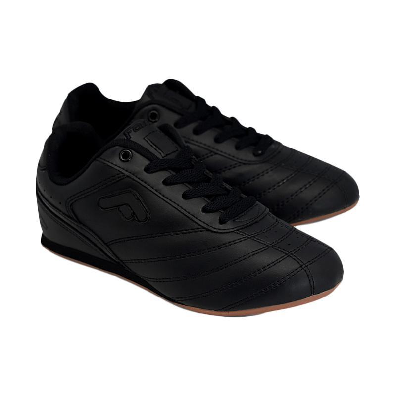 FANS Musi B Sepatu Olahraga - Hitam Polos a68b96a828