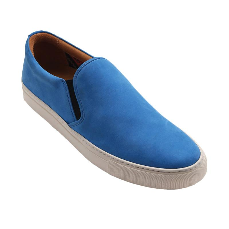 Ftale Footwear Hector Mens Shoes - Blue