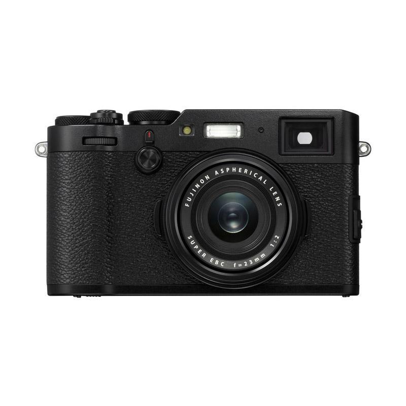 Fujifilm X100F Kamera Mirrorles - Black