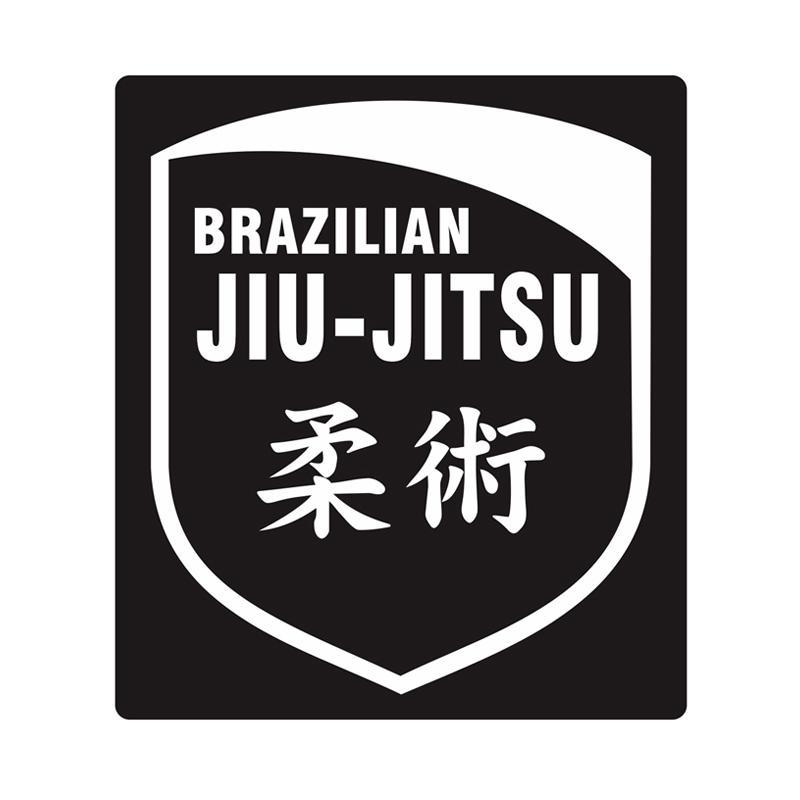 Kyle Brazilian Jiujitsu Cutting Sticker