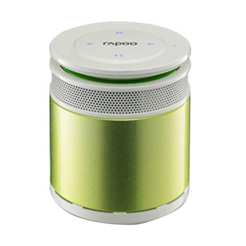 Rapoo A3060 Bluetooth Mini Speaker - Hijau