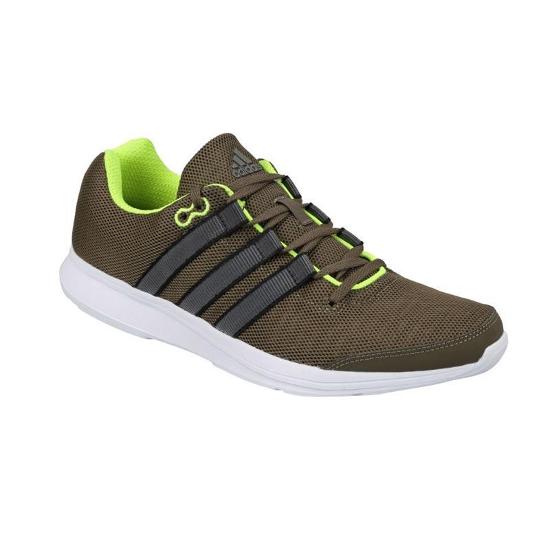 harga adidas Lite Runner M Hijau Sepatu Running B23322 Blibli.com